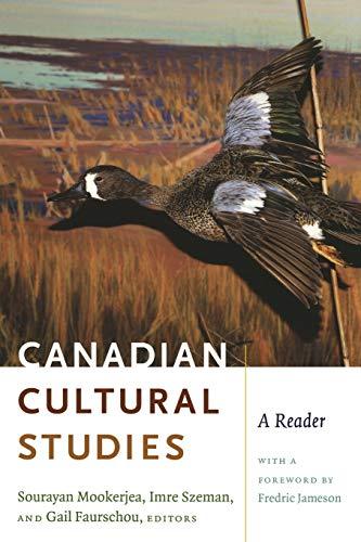 Canadian Cultural Studies: A Reader