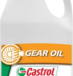 Castrol Axle Limited Slip Gear Oil - 80W-90 - 1 Liter 12612