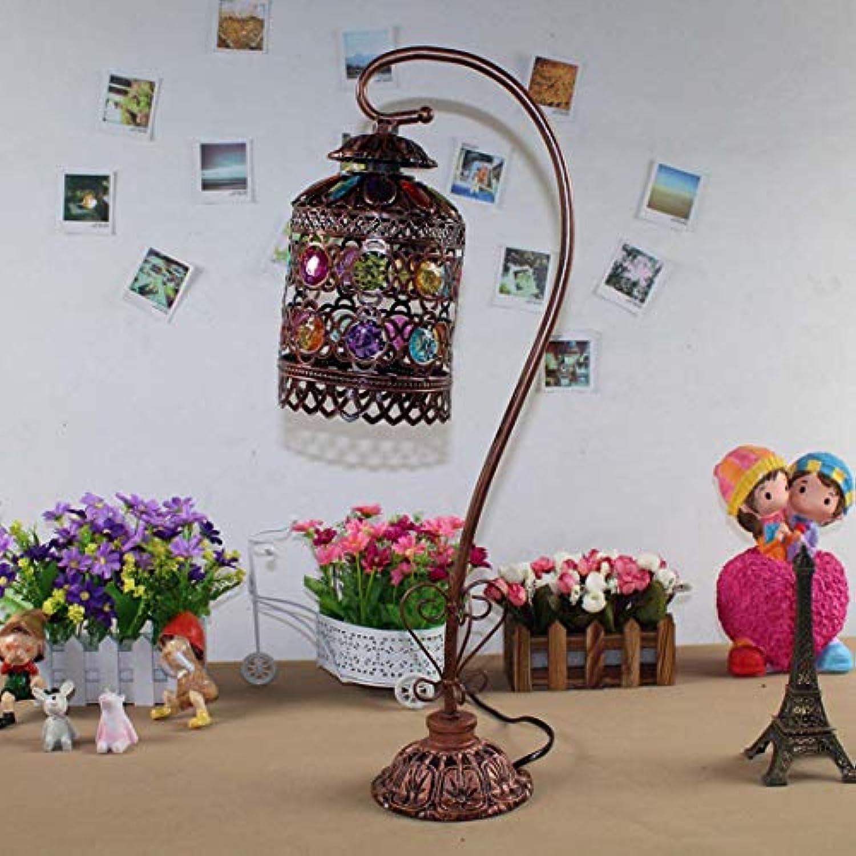 Europischen Stil Tischlampe Kreative Schlafzimmer Nachttischlampe Wohnzimmer Beleuchtung Boden Dimmen Schreibtischlampe