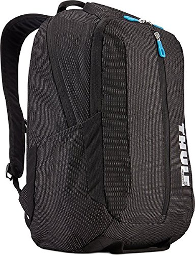 Thule Crossover 25L Laptop Backpack, Black