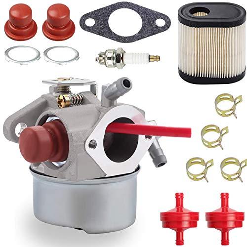 ZAMDOE Carburador 640350 para Tecumseh 640303 640278...