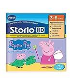 VTech Jeu HD Storio PEPPA PIG, 273405 - Version FR