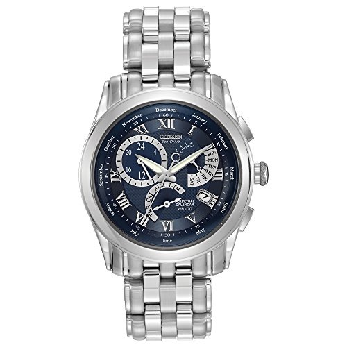 Citizen Men's BL8000-54L Eco-Drive Calibre 8700 Stainless...