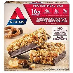 Are Atkins Bars Keto Friendly? - Ketotude