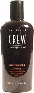 Best american crew classic gray shampoo 250ml Reviews