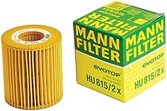 MANN OIL FILTER HU815/2x BMW Series 3,5,1 X1,X3