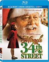 Miracle on 34th Street [Blu-ray] [Import]