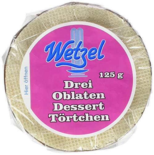 Wetzel Klein-Oblaten (1 x 125 g)