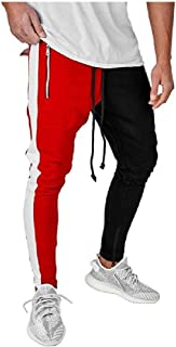 Mogogo Men's Fitness Gym Sport Gym Running Hip Hop Slim Fashion Jogger Pant