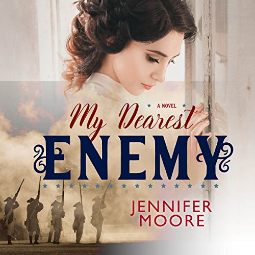 My Dearest Enemy audiobook cover art