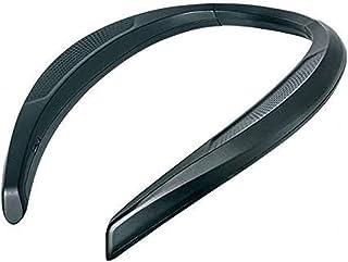 ウェアラブルネック スピーカー Bluetooth5.0 USB充電 高音質 [肩にかけるワイヤレススピーカー] ネックスピーカー ハンズフリー 超軽量重量 2chスピーカー 首掛け r002