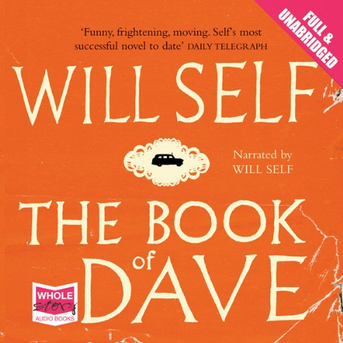 The Book of Dave audiobook cover art
