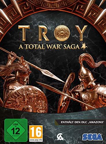A Total War Saga: Troy Limited Edition (PC) (64-Bit)