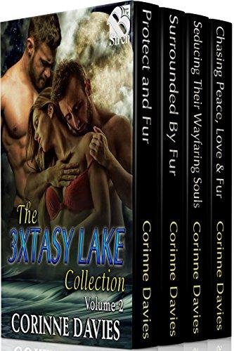 The 3xtasy Lake Collection, Volume 2 [Box Set 94] (Siren Publishing Menage Everlasting) (English Edition)
