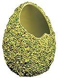 Uovo di cioccolato granellato al pistacchio 350gr