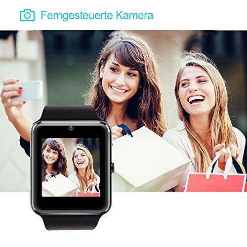 YAMAY® Bluetooth Smartwatch - 4