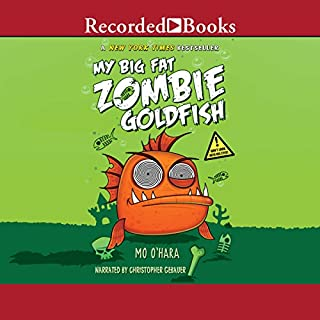 My Big Fat Zombie Goldfish cover art