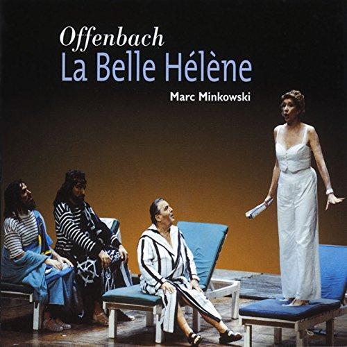 """La belle Hélène, Act 3: \""""Quelle tenue pour un augure\"""" (Pâris, Parthénis, Léoena, Oreste, Ajax premier, Ajax deuxième, Achille, Agamemnon, Ménélas, Hélène, Calchas, Chorus)"""