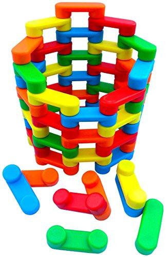 Magz-Bricks 40 Piece Magnetic Building Set, Magnetic Building Blocks, by Magz