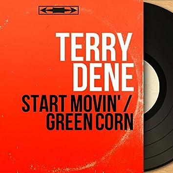 Start Movin' / Green Corn (feat. The Malcom Lockyer Group) [Mono Version]