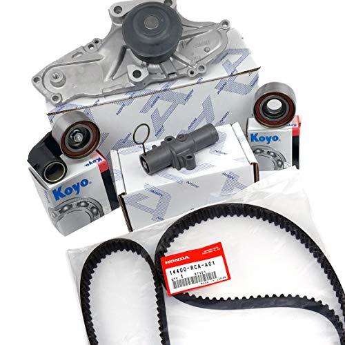 Price comparison product image V6 Timing Belt & Water Pump Set Kit GENUINE / Aisin / Koyo Fits: Accord-Odyssey-Pilot-Ridgeline / MDX RDX TL RL