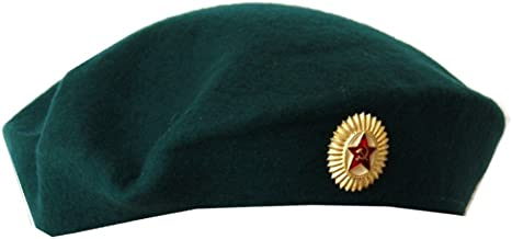 Soviet Army ORIGINAL military Female Officer Beret.