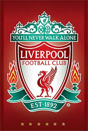Liverpool FC Maxi Poster 61 x 91,5 cm Crest