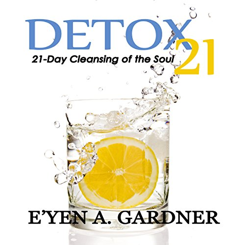 Detox 21 audiobook cover art