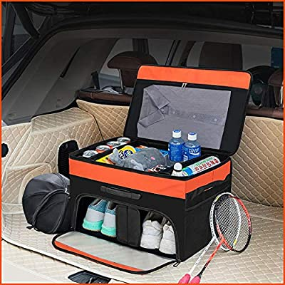 Amazon - Save 30%: Car Trunk Organizer Foldable Cargo Trunk Organizer with Durable C…