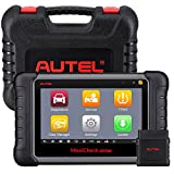 Autel MK808TS Diagnostic Scan Tool, Enhanced OBD2 Scanner of MK808BT and MK808 with Complete TPMS Functions, Full Systems Diagnoses with Reset Services including EPB/BMS/SAS/DPF/Oil Reset IMMO Service