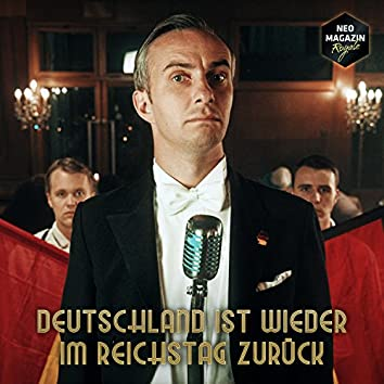 Deutschland ist wieder im Reichstag zurück