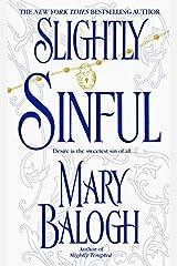 Slightly Sinful (Bedwyn Saga Book 5) Kindle Edition