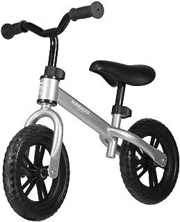 STIGA Runracer C10 Balanscykel 10 tum, Silver
