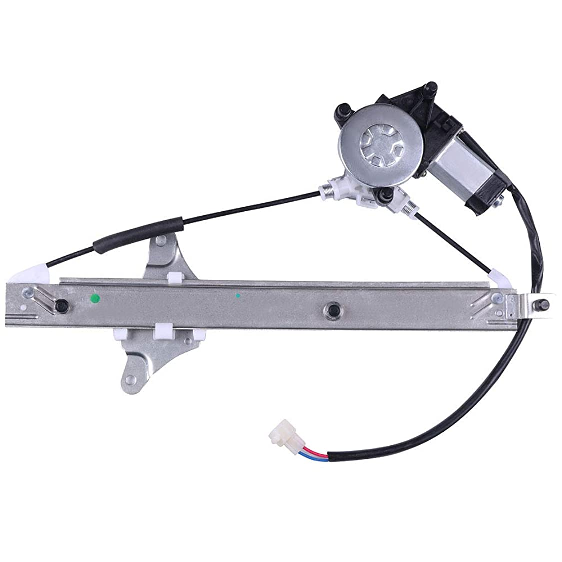 OCPTY Power Window Regulator with Motor Assembly Replacement Rear Left Drivers Side Window Regulator fit for 1992-1996 Toyota Camry Sedan 6984032090 741-794 sm57362935571109