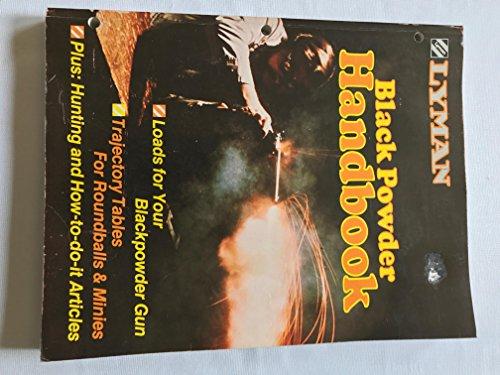 Lyman Black Powder Handbook & Loading-Manual, 2nd Edition