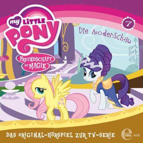 Die Modenschau (My Little Pony 7) Titelbild