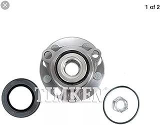 TIMKEN 513017K - Front Wheel Hub Bearing Assembly - Bearing Kit - Cross Reference: Timken 513017K/Moog 513017-K/SKF BR930028K
