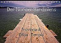 Der Norden Sardiniens (Tischkalender 2022 DIN A5 quer): Der Norden Sardiniens - Provincia di Olbia - Tempio (Monatskalender, 14 Seiten )