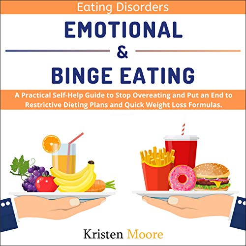 Eating Disorders: Emotional & Binge Eating cover art
