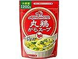 丸鶏がらスープ 顆粒 たっぷり大容量 袋200g