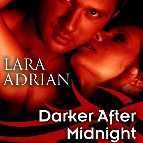 Darker After Midnight audiobook cover art