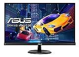 ASUS VP249QGR - Monitor Gaming de 23.8' Full HD (IPS, Sin Marco, 1 ms MPRT, 144 Hz, Adaptive-Sync (FreeSync), ELMB, Shadow Boost, Antiparpadeo, Filtro de luz Azul)