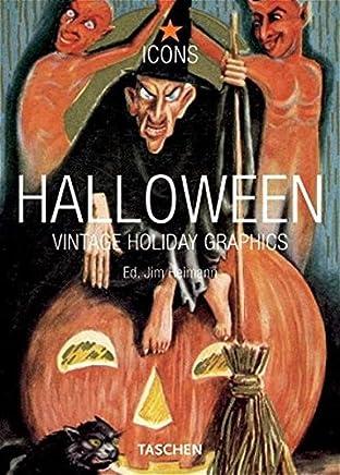 Halloween Vintage Holidays Graphics. Ediz. inglese, francese e tedesca