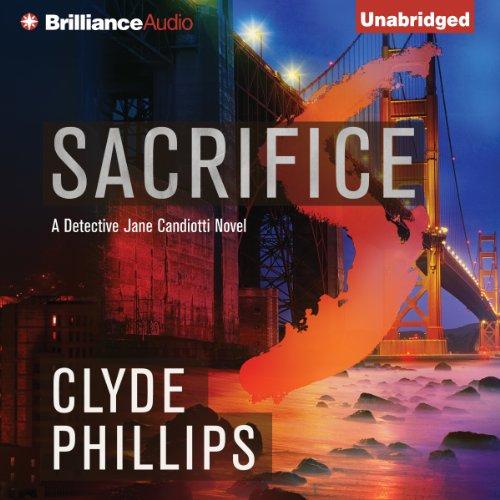 Sacrifice audiobook cover art