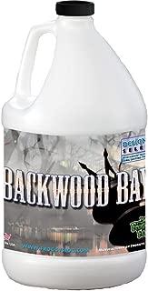 Backwood Bay (Extreme Hang Time Longest Lasting Fog Fluid) - 1 Gallon Fog Juice