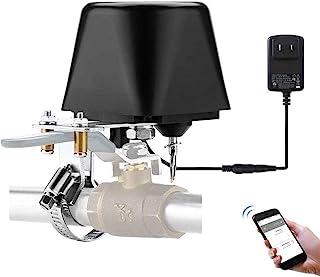 Smart Wifi Water Valve Shutoff Timer, Smart Sprinkler Controller, Wifi Gas Shut Off Valve Controller, for Valves up to 1.5...