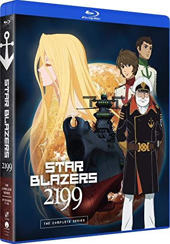 Star Blazers 2199: Space Battleship Yamato - The Complete Series Blu-ray + Digital