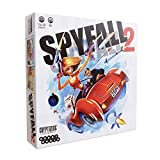 Spyfall 2 - The Perfect Party Game - Find the Spy Before Time Runs Out - Up to 3 to 12 Players - Board Games for Teens and Adults - Ages 13+