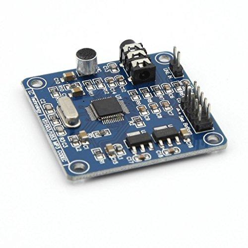 VS1053MP3Modul Entwicklung board