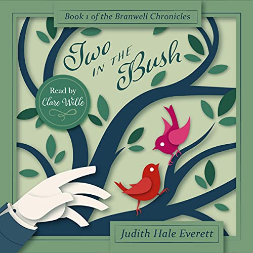 Two in the Bush Audiobook By Judith Everett cover art